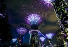 10 places that cannot miss your Singapore honeymoon itinerary