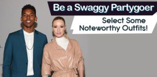 Be a Swaggy Partygoer Select Some Noteworthy Outfits