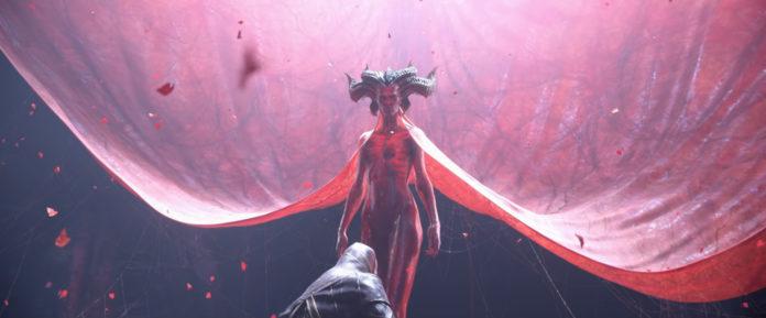 Diablo 4 cast
