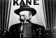 Orson Welles Citizen Kane