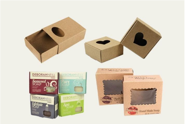 Attractive Printed Soap Boxes on Wholesale Rates